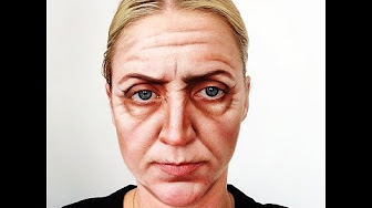 How to do an old age makeup
