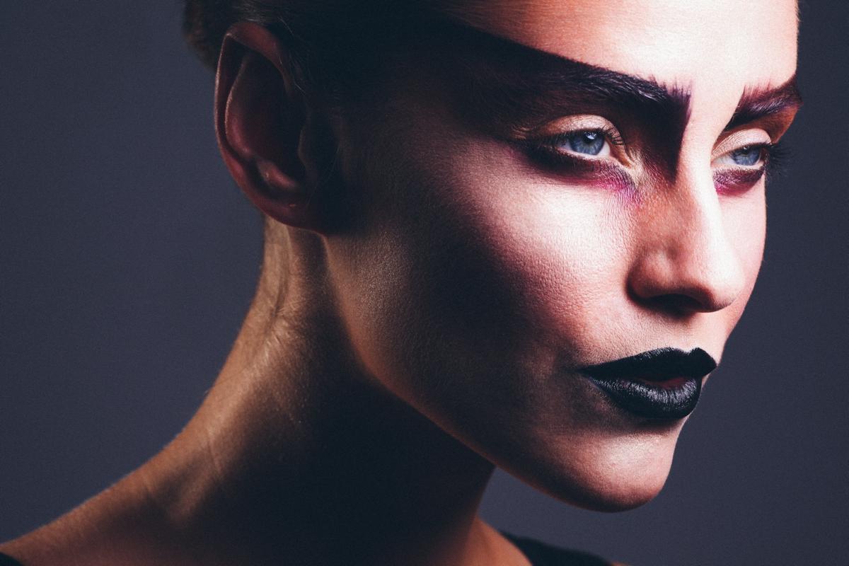 Moody Makeup
