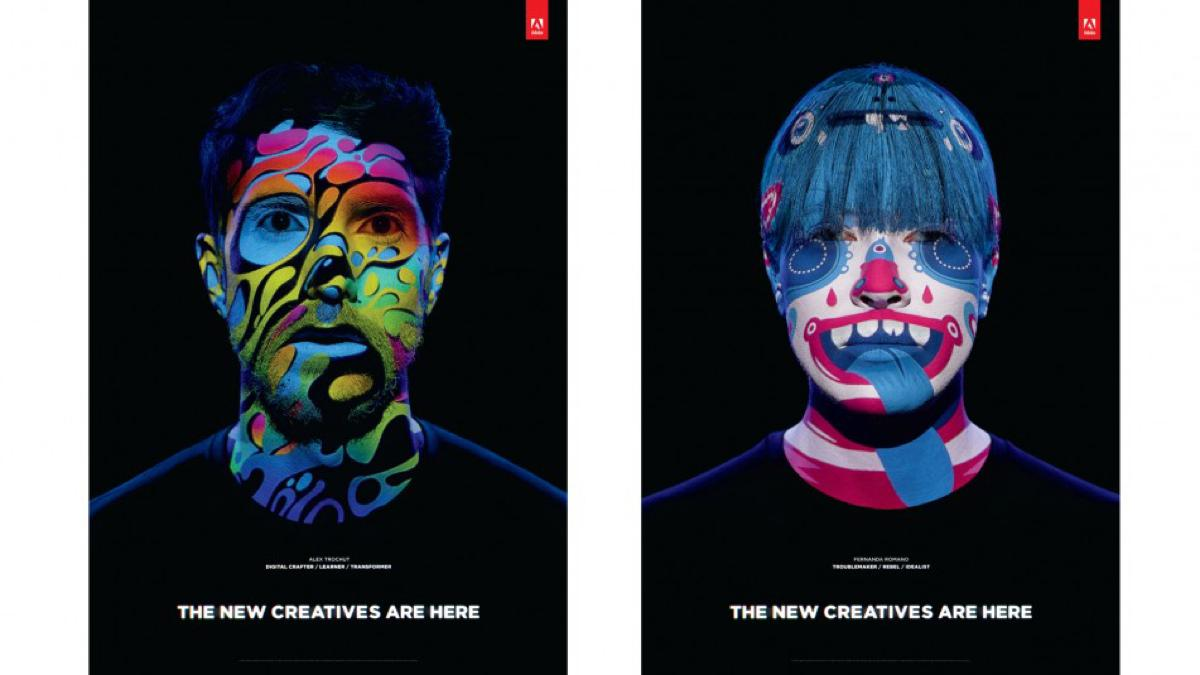 New Creative Adobe