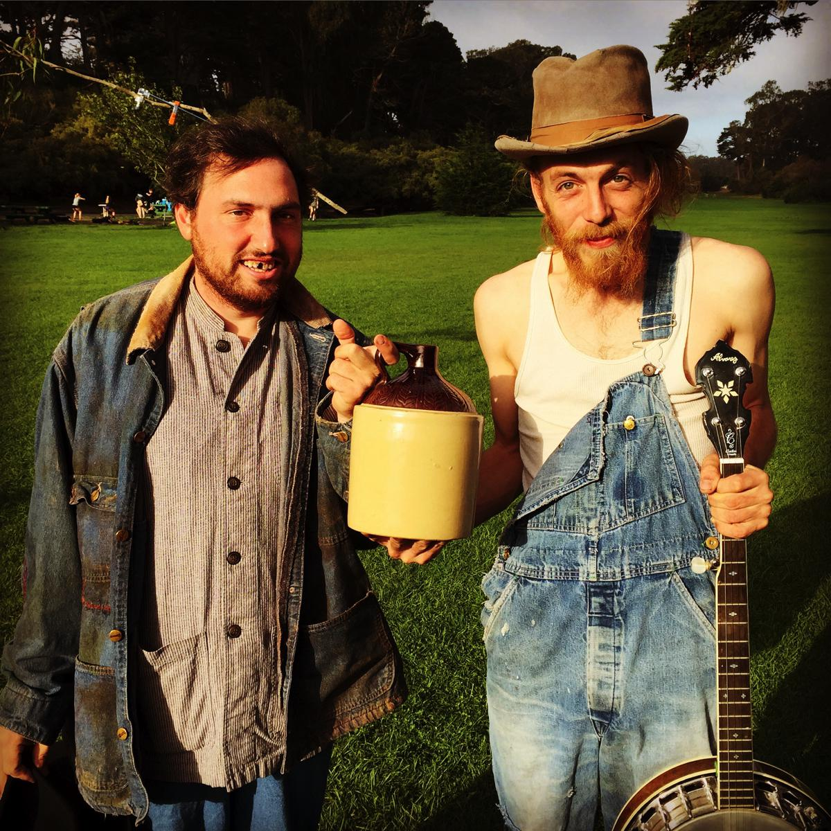 Hardly Strictly Bluegrass BTS 2015