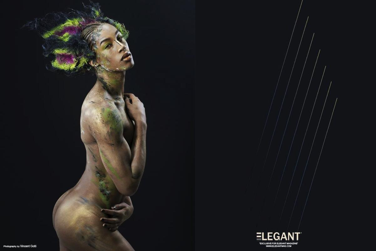 Elegant Magazine Makeup