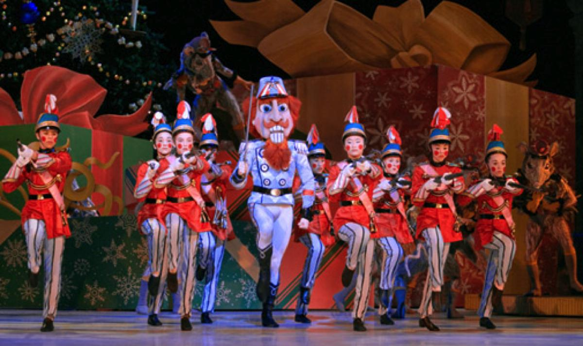San Francisco Ballet Nutcracker Soldiers
