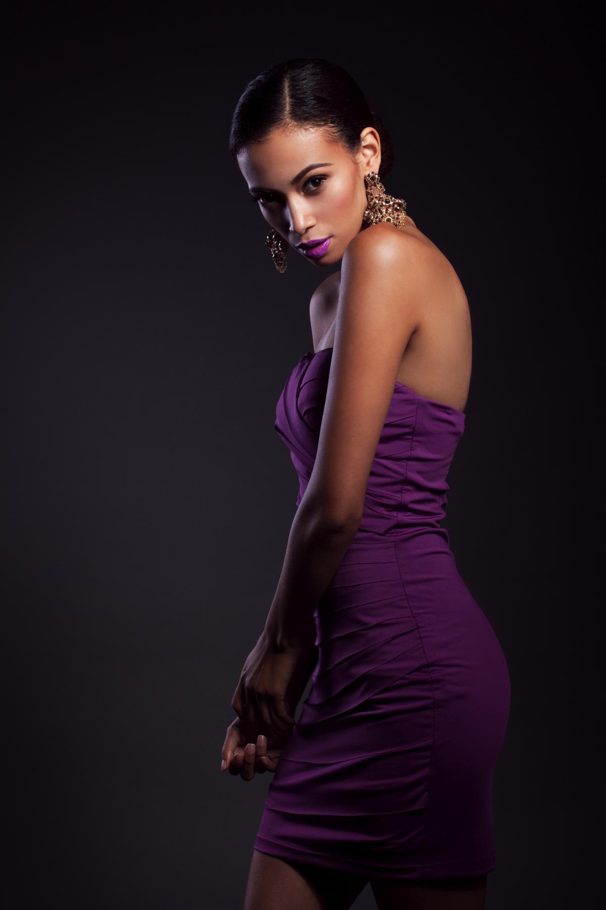 Lavender Makeup
