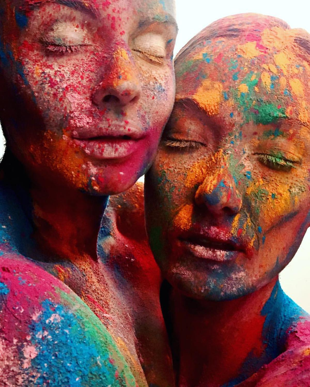 Creative Color Makeup