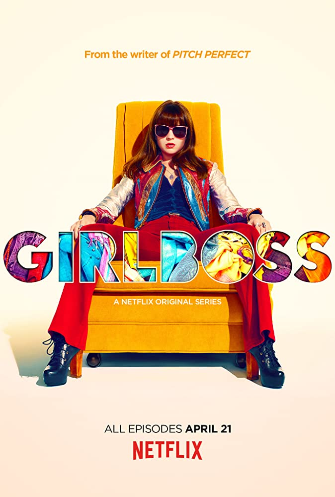 Girlboss – Makeup Artist – 3 episodes – 2017